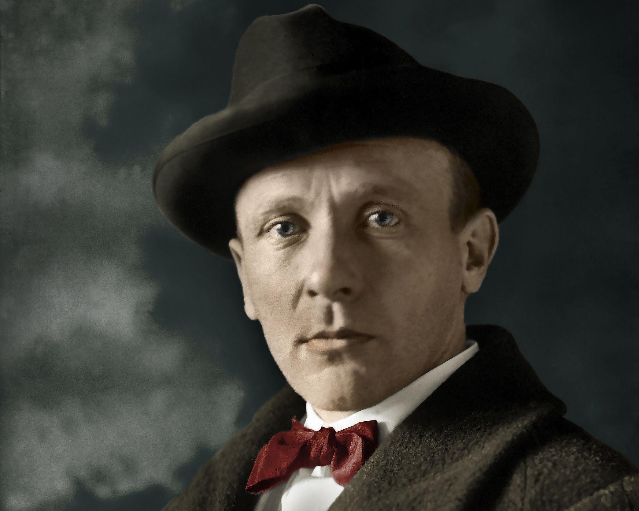 Михаил Булгаков (10 октября)