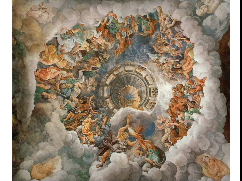 Греческая мифология: введение (30 января)